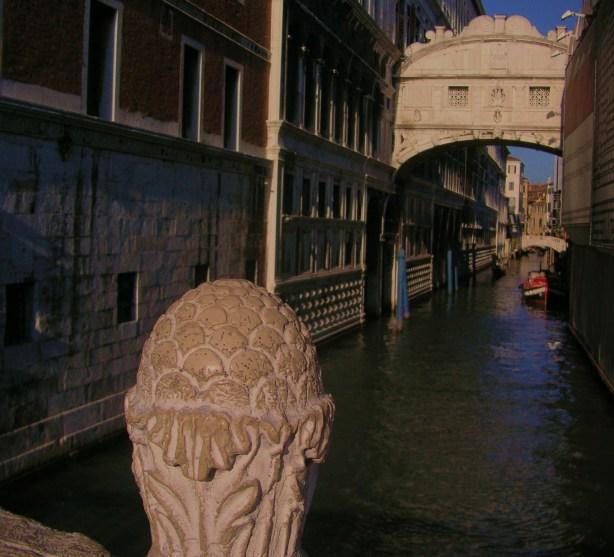 November 7 - The Bridge of Sighs