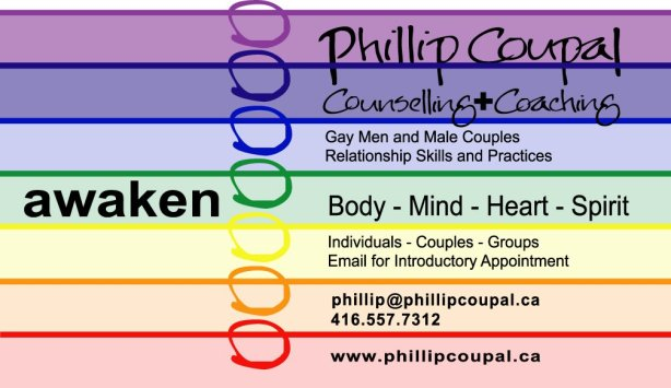 Phillip Coupal Counselling - Coaching - Bodywork