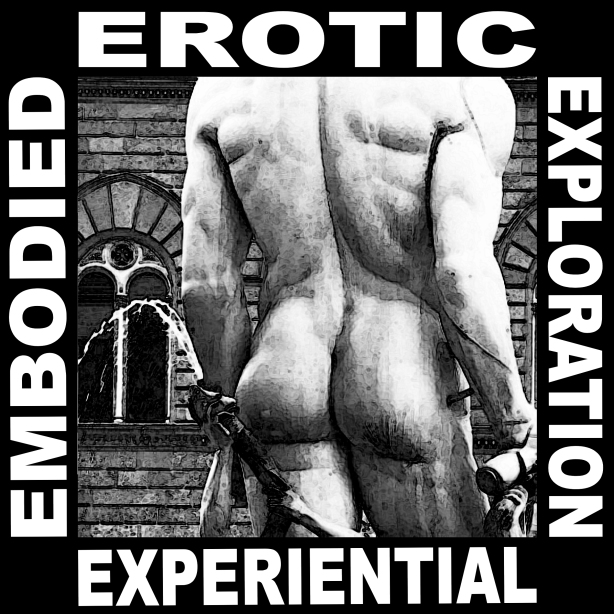 Experiential Erotic Embodiment Exploration -- Anal Touch for Men