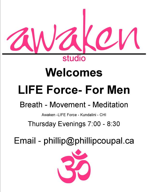 LIFE Force Movement for Men
