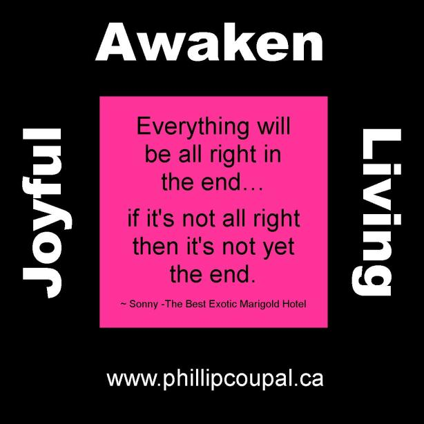 Awaken Joyful Living www.phillipcoupal.ca