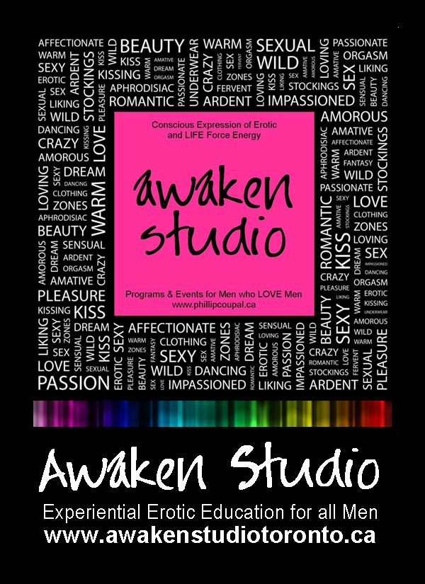 Programs & Events Fall 2014  Early Winter 2015 2014 Awaken Studio Toronto www.awakenstudiotoronto.com