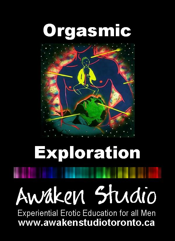 Orgasmic Yoga at the Awaken Studio Toronto www.phillipcoupal.ca