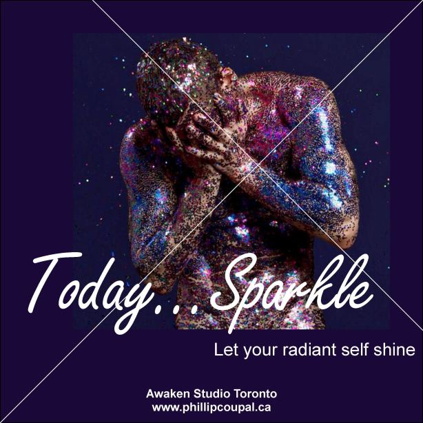 Sparkle - Awaken Studio a safe and loving environment for QUEER expression www.awakenstudiotoronto.com