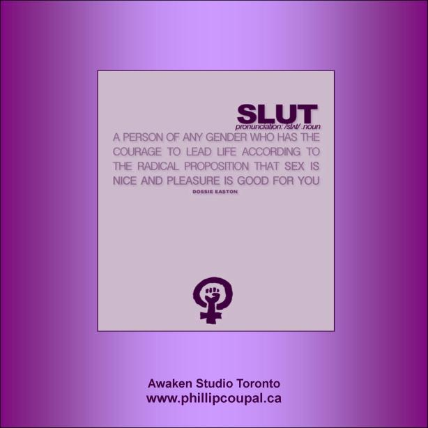 SEX is NICE and PLEASURE is GOOD for YOU at Awaken Studio Toronto www.phillipcoupal.ca