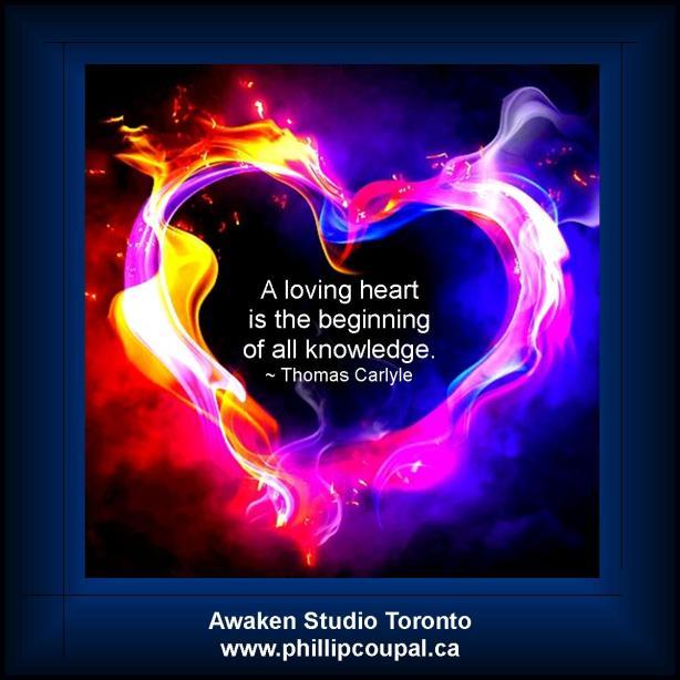 Gratitude Day 11 at the Awaken Studio Toronto http://www.awakenstudiotoronto.com