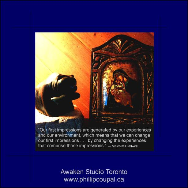 Gratitude Day 16 at the Awaken Studio Toronto http://www.awakenstudiotoronto.com