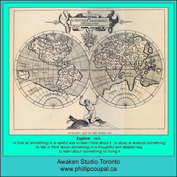 Gratitude Day 7 at the Awaken Studio Toronto http://www.awakenstudiotoronto.com