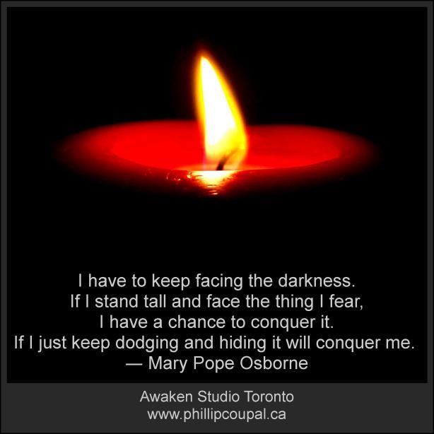 Gratitude Day 8 at the Awaken Studio Toronto http://www.awakenstudiotoronto.com