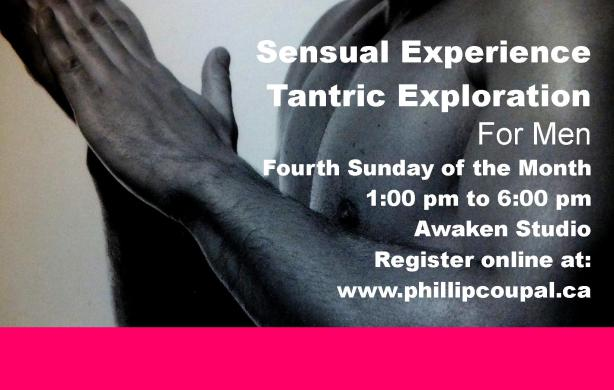 Sensual Experience with Tantric Exploration at the Awaken Studio Toronto www.phillipcoupal.ca