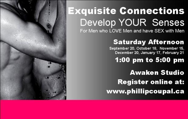 Awaken Studio Toronto - Events and Programs for Men - www.phillipcoupal.ca
