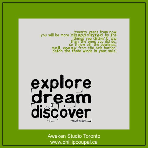 Gratitude Day 24 at the Awaken Studio Toronto http://www.awakenstudiotoronto.com
