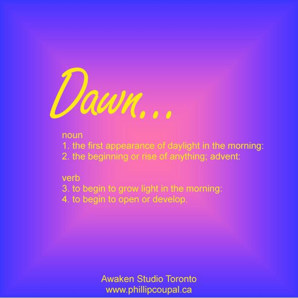 Gratitude Day 51 at the Awaken Studio Toronto http://www.awakenstudiotoronto.com