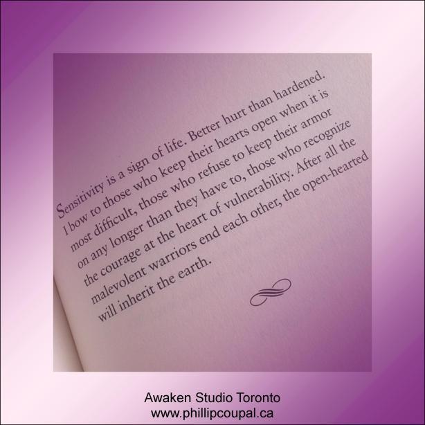 Gratitude Day 56 at the Awaken Studio Toronto http://www.awakenstudiotoronto.com