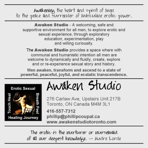 Awaken Studio 2015/2016 Season The POWER of LIFE Force energy
