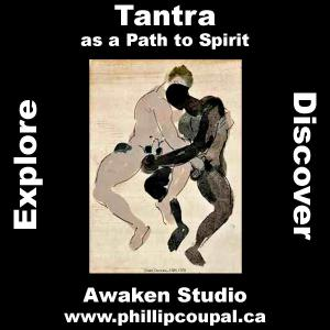 Tantra for Gay Men at the Awaken Studio www.phillipcoupal.ca