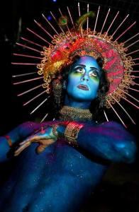 Ecstatic Path Krishna