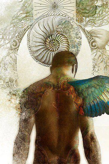 The JOURNEY to the Divine Masculine - Sacred Male Energy Events and Programs for Men who LOVE Men at the Awaken Studio Toronto www.phillipcoupal.ca