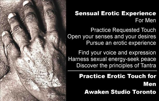 Explore Tantric Practice at the Awaken Studio Toronto www.phillipcoupal.ca