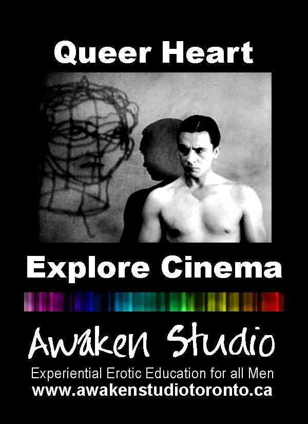 Queer Heart Explores Cinema Friday Evening - Radical Community - September 23 - 8:00 pm: http://www.phillipcoupal.ca/Queer-Heart-Explores-Cinema-Whats-Playing Pink Narcissus - 1971