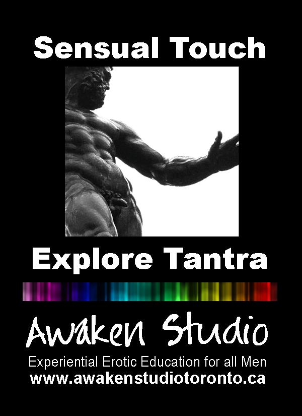 Sensual Touch with Tantric Exploration Sunday Afternoon - Practice Erotic Connection - September 25 - 1:00 pm: http://www.phillipcoupal.ca/Practice-Sensual-Touch-with-Tantric-Exploration-Men-4-Men-Touch-Exchange-Awaken-Studio-Toronto